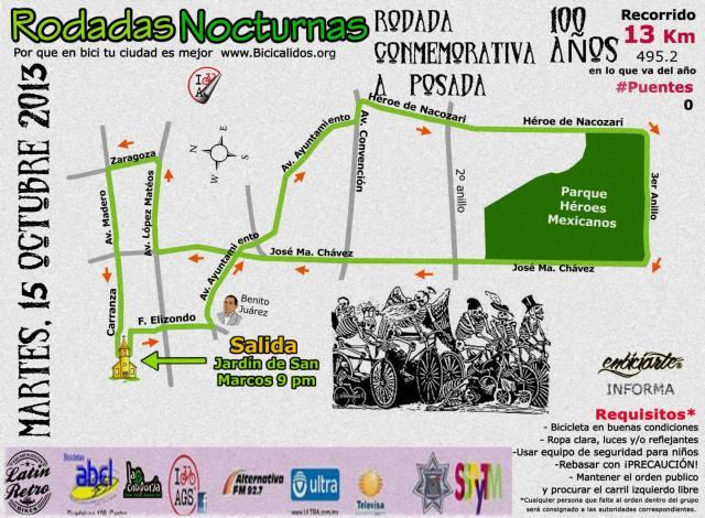 20131015 Rodada nocturna