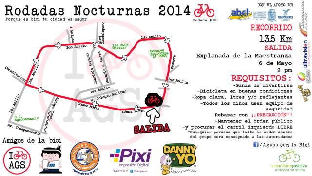 20140506 Rodada Nocturna