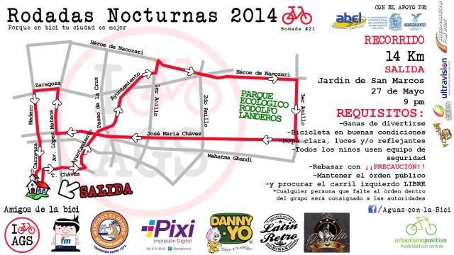 20140527 Rodada Nocturna
