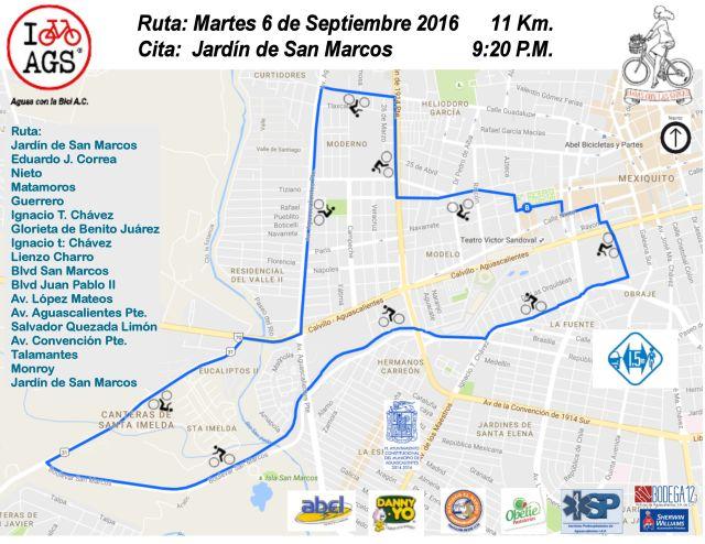 ruta6 sep2016 11km